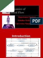 Dynamics of Blood & Lymph Flow