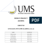 FULL REPORT Design Project