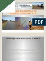 Presentacion Proyectos FONPLATA