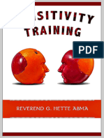 Sensitivitytraining-recensie