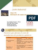 Diseño Industrial - Clase 9.9 Allan