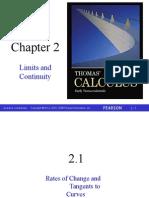 2 - Límites y Continuidad