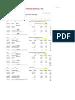 Analisis de Precios Unitarios de Adicionales Del 11 Al 19