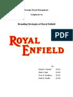 Royal Enfield - SBM