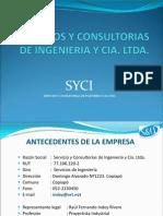 Presentacion S&CI 2015