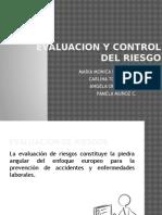 Evaluacion y Control Del Riesgo