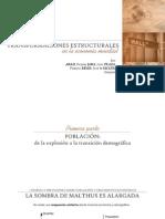 Transformaciones Estructurales en La ECONOMIA INTERNACIONAL