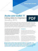 Toolkit11 Data to Improve Care