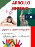 Desarrollo Cognitivo y Tarea