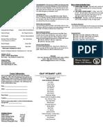 6-14-15 Church Bulletin