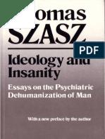 Ideology Insanity