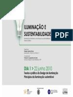 Iluminação Sustentável