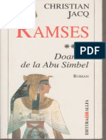 Christian Jacq - Ramses - 04. Doamna de la Abu Simbel  [ibuc.info].pdf