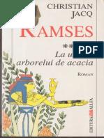 Christian Jacq - Ramses - 05. La umbra arborelui de acacia [ibuc.info].pdf