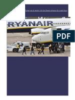 Las Cinco Fuerzas de Porter en El Sector de Las Líneas Aéreas de Coste Bajo