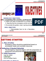 Mod 3 Guidelines in Giving Emergency CAre