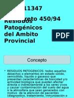Decreto 450, Ley 11347