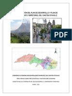 Plan de Desarrollo y Ordenamiento Territorial Del Cantón Otavalo 2011
