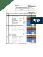 Planificación Geografía Turistica Mayo 2015