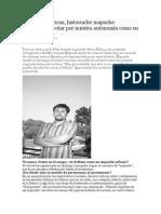 Fernando Pairican Entrevista