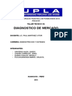 Diagnostico de Mercado