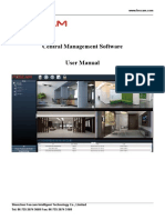 Central Management Software