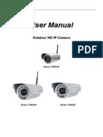 IP Camera User Manual_English FI9804w