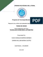 Tesina de Graduacion - PROTMEC