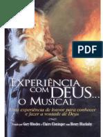Letra Louvores Cantata Experiência Com Deus