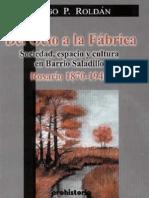DEL OCIO A LA FÁBRICA
