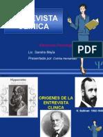 Entrevista Clinica Presentacion