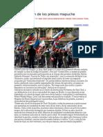 La Dispersión de Los Presos Mapuche