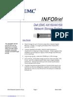 Ax150 Dell Array (Emc)