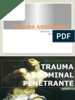 Trauma Abdominal Penetrante