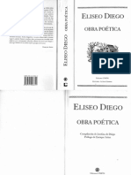 Poética Eliseo Diego