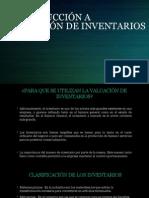 Introduccion a Valuacion de Inventarios- Contabilidad l