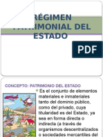 RÉGIMEN PATRIMONIAL DEL ESTADO.pptx