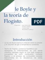 Ley de Boyle y La Teori_a de Flogisto