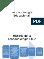 Fonoaudiolog+-ía Educacional 2012 PPT introductorio