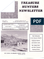 THNv1#2 Treasure Hunter's Newsletter Volume 1 Number 2
