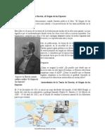 Resumen de La Teoría de Darwin