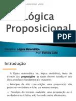 Lógica Matemática - Lógica Proposicional.pdf