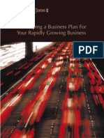 Developing a Business Plan PWC