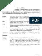 03 Standard Rental Criteria