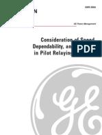 Pilot Relay Scheme