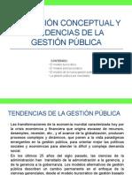 EvoluCION La Administración Pública