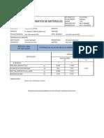 312.- Cantera Cajamarquilla - Sales, Cl, SO4