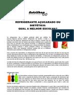 Informativo 52 - REFRIGERANTES