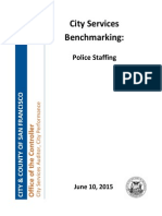 San Francisco Controller's Office Police Staffing Report