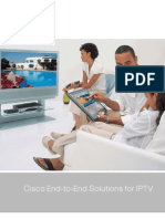 End-To-End Solutions for IPTV